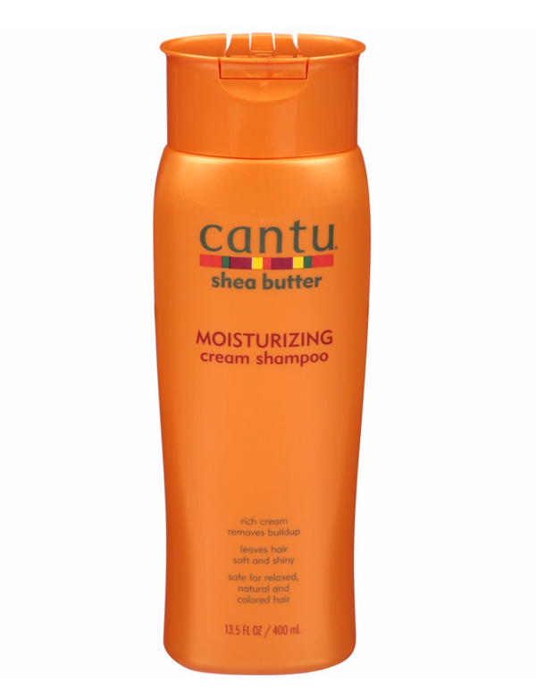 Cantu Cream Shampoo Moisturizing Cream Shampoo 13.5 oz - BPolished Beauty Supply