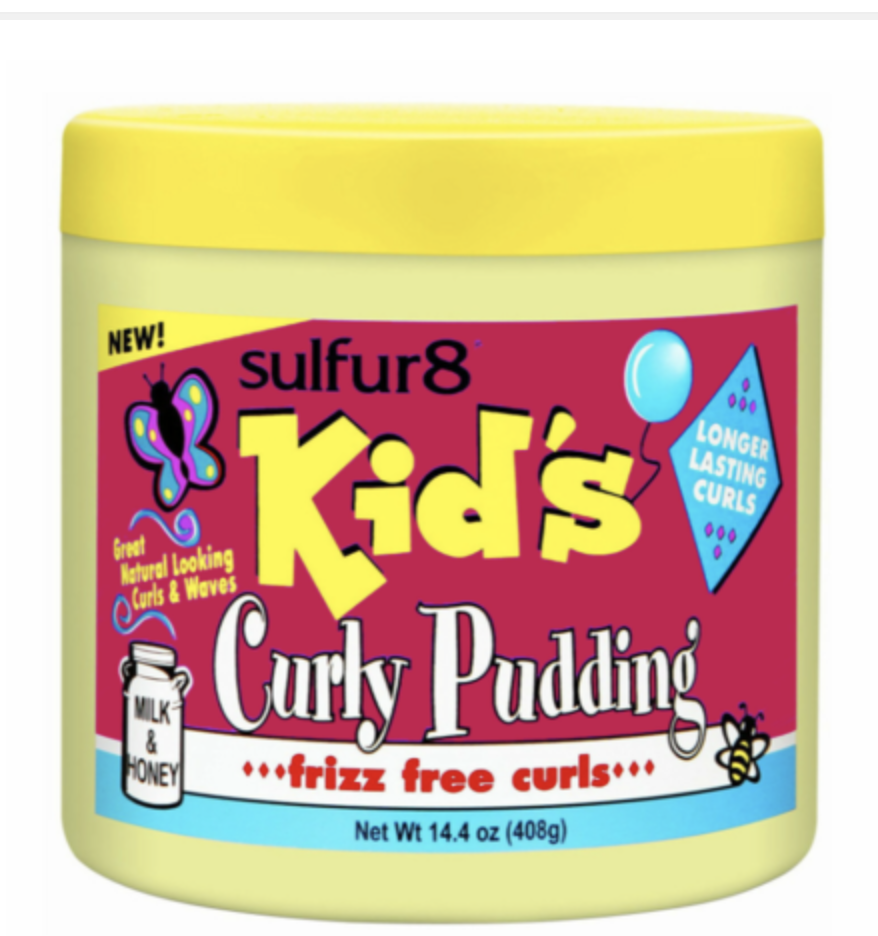 Sulfur8 Kids Hair Pudding 14.4 oz