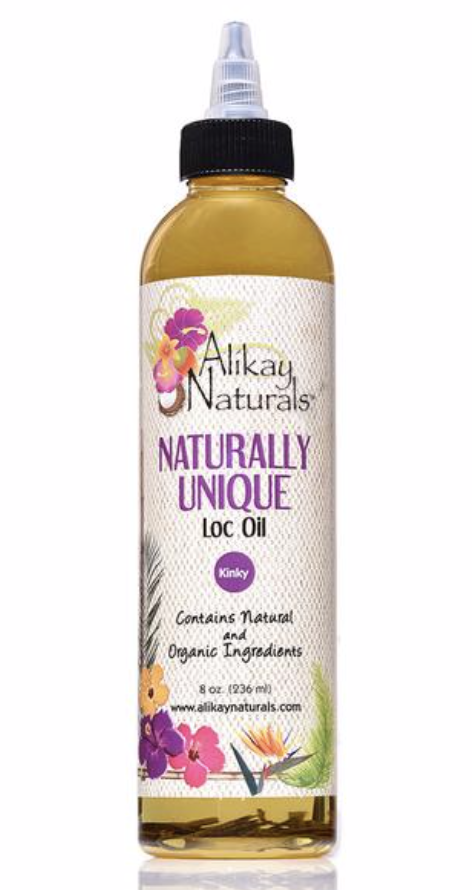 Alikay Naturals Unique Loc Oil 8 oz - BPolished Beauty Supply