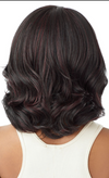 Outre Synthetic Hair Half Wig Quick Shontay