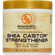 Bronner Bros Shea Castor Strengthener 6oz