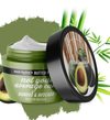 Aunt Jackie's Butter Fusion - Not Your Average Curl Bamboo & Avocado Protein Masque 8 oz