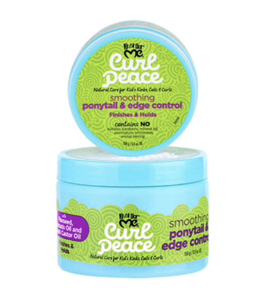 Just for Me Curl Peace Smoothing Ponytail & Edge Control 5.5 oz