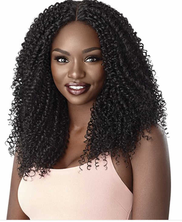 Outre Big Beautiful Hair - Lace Wig 4A Spring Spiral HT - BPolished Beauty Supply