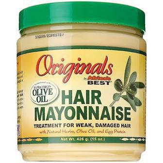 Africa's Best Organics Mayonnaise 15 oz - BPolished Beauty Supply