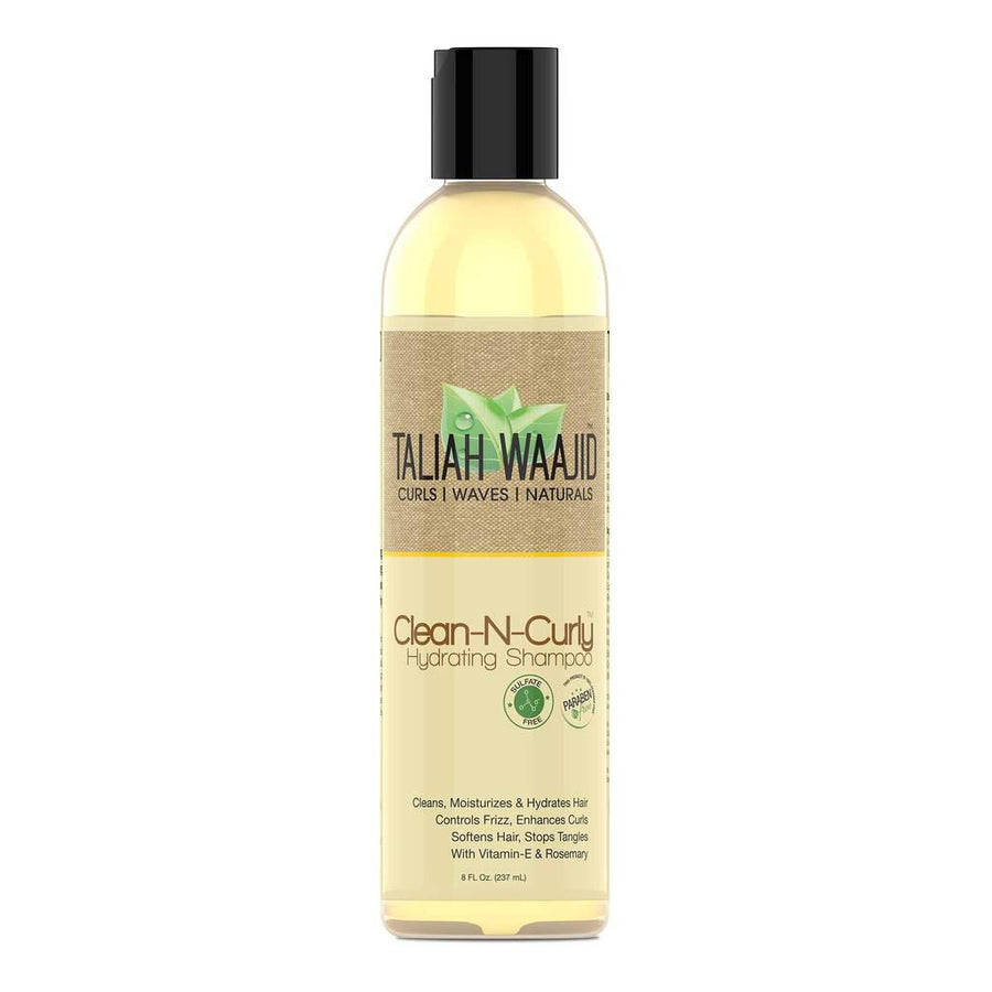 Taliah Waajid Kids Clean-N-Curly Hydrating Shampoo 8 oz