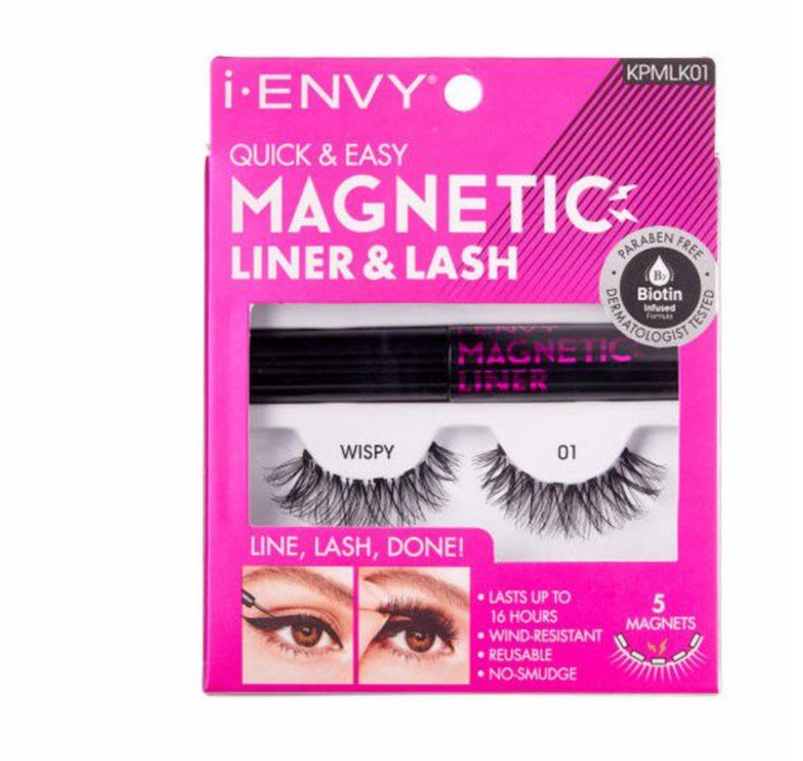 I Envy Magnetic Eyeliner Kit #KPMLK01