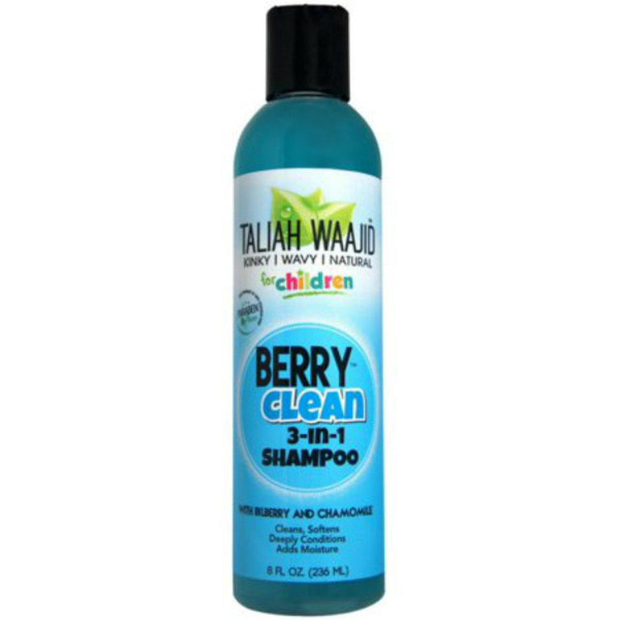 Taliah Waajid Kids Berry Clean Three In One Shampoo 8 oz