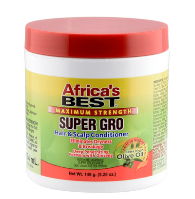 Africa's Best Super Gro Maximum Strength 5.25 oz