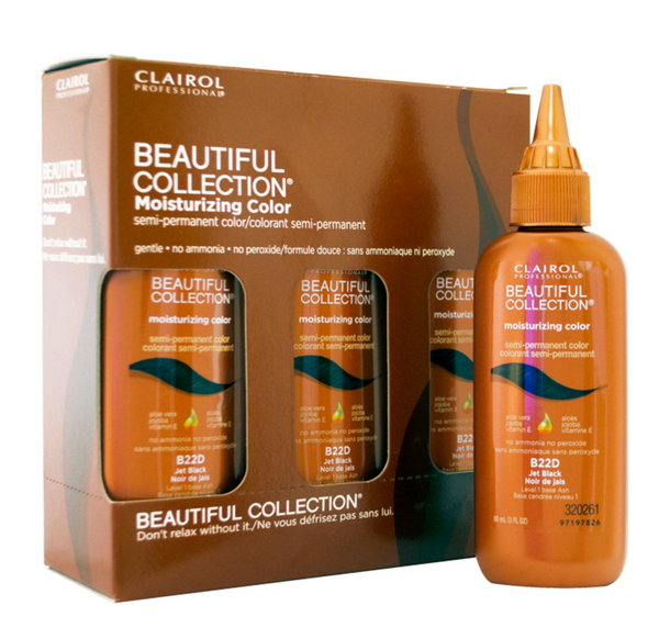Beautiful Collections Moisturizing Color 3 oz - BPolished Beauty Supply