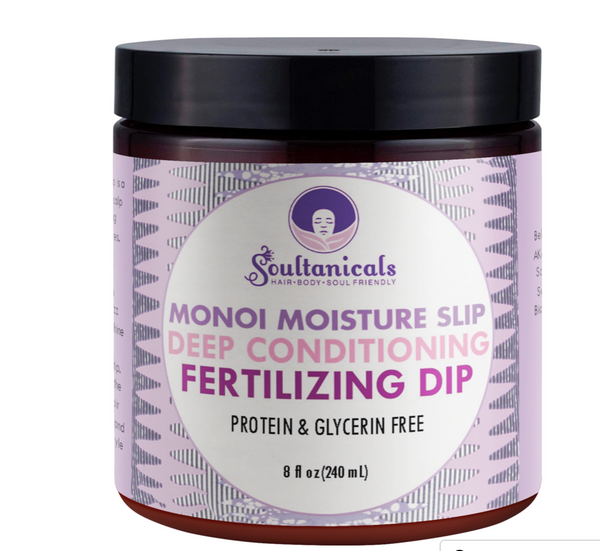 Soultanicals Monoi Moisture Slip Deep Conditioner - BPolished Beauty Supply