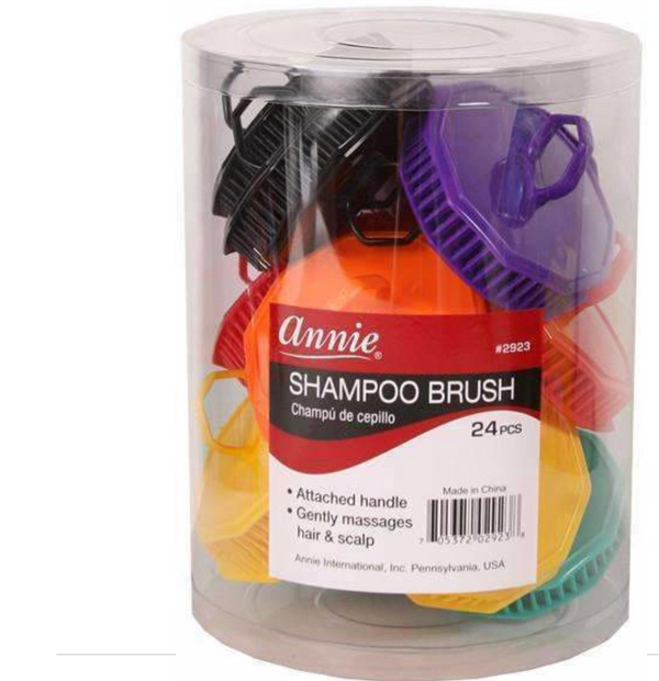 Annie Brush # 2923 Shampoo Assorted - BPolished Beauty Supply