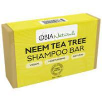 Obia Naturals Neem Tea Tree Shampoo Bar 4 oz