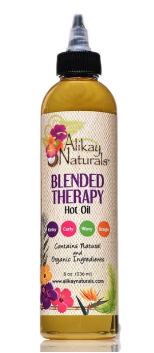 Alikay Naturals Therapy Hot Oil Treatment 8 oz - BPolished Beauty Supply