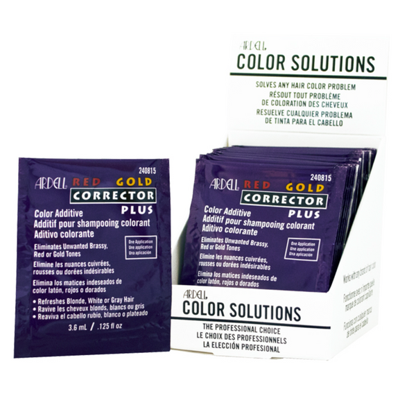 Ardell Color Solutions Red/Gold Corrector Plus 3.6ML