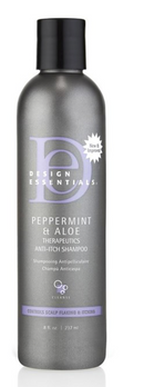 Design Essential Peppermint & Aloe 8 oz - BPolished Beauty Supply