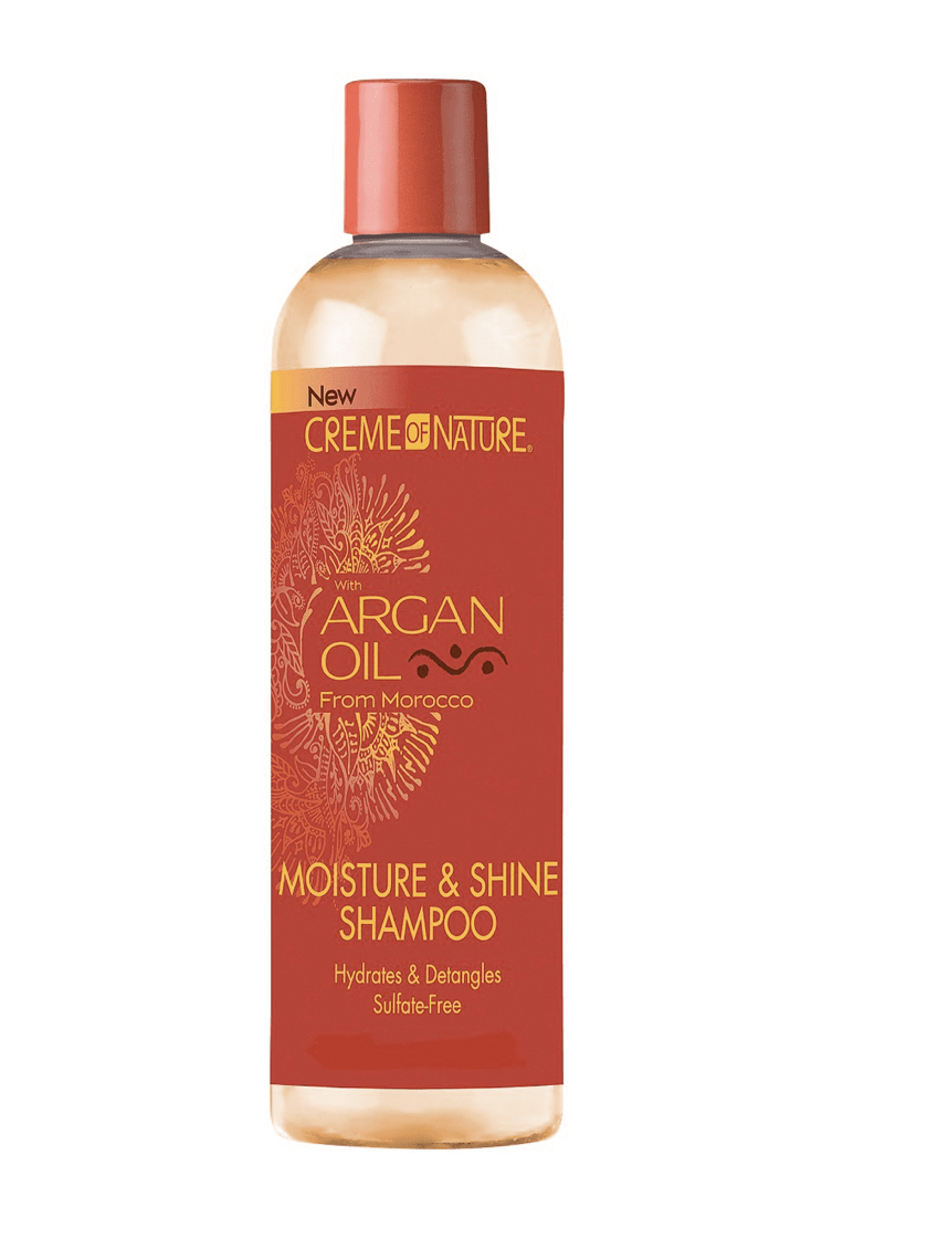 Creme of Nature Argan Moisture Shine Shampoo (20 oz.)