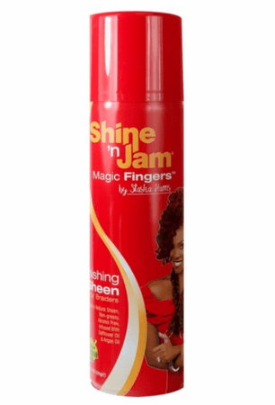 Shine & Jam Magic Fingers Finishing Spray 11.5 oz - BPolished Beauty Supply