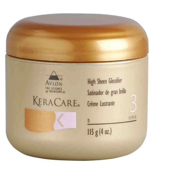 KeraCare High Sheen Glossifer 4 oz - BPolished Beauty Supply