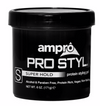 Ampro Style Gel Super Hold 6 oz