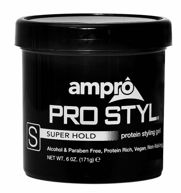 Ampro Style Gel Super Hold 6 oz - BPolished Beauty Supply