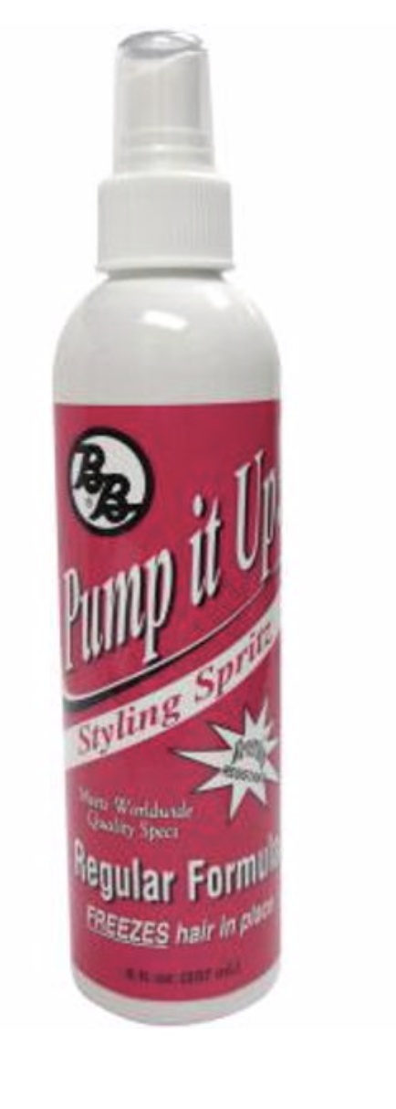 Bronner Brothers Pump It Up - Regular 8 oz