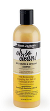 Aunt Jackie's Oh So Clean Shampoo! 15 oz
