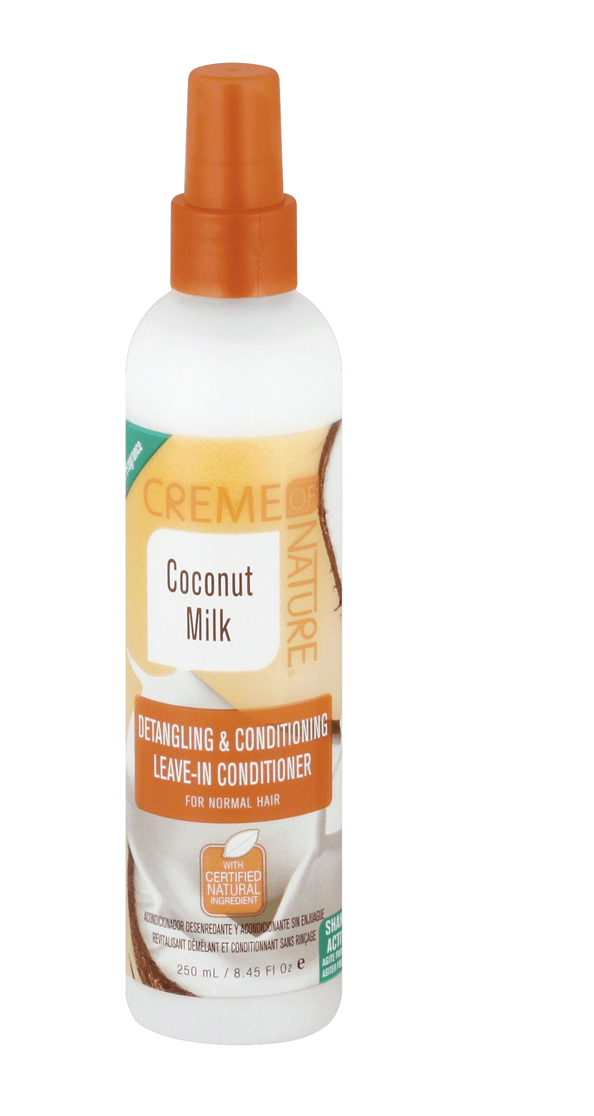 Creme of Nature Coconut Milk Detangling & Conditioning Leave-In Conditioner 8.45 oz - BPolished Beauty Supply