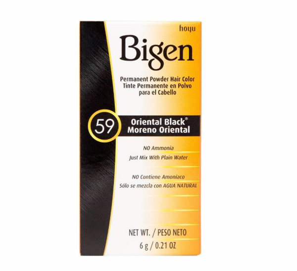 Bigen Permanent Powder Hair Color 0.21oz - BPolished Beauty Supply