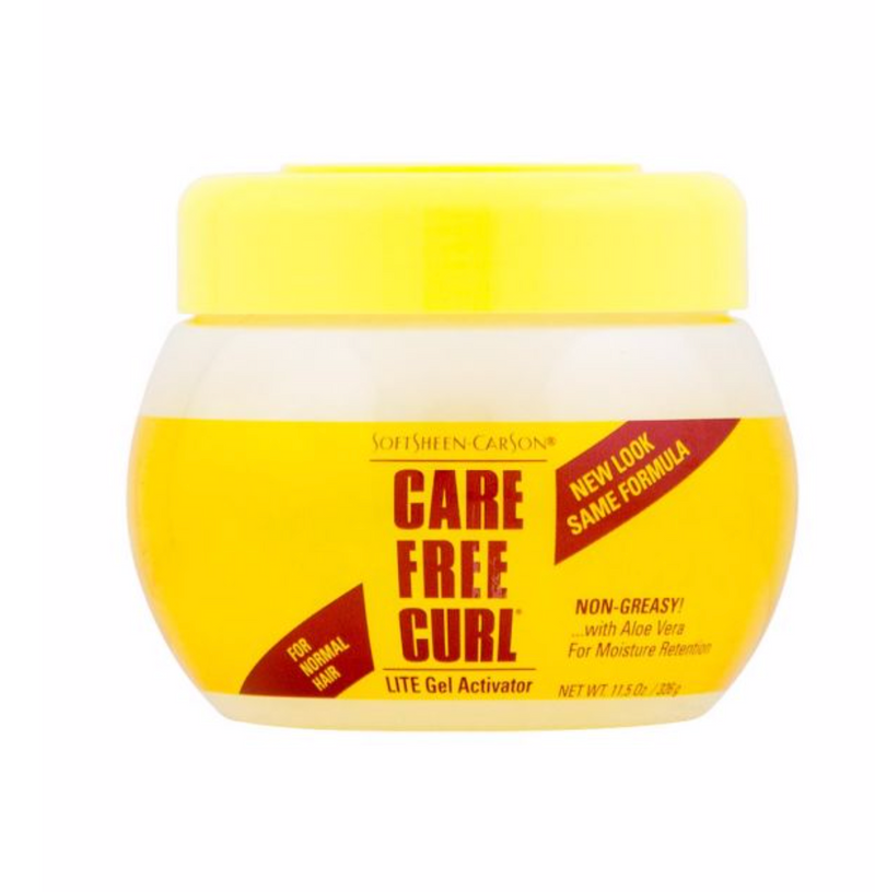 Care Free Curl Gel Activator11.5 oz - BPolished Beauty Supply