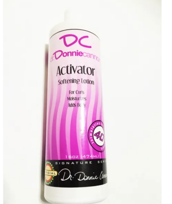 NUGRO Curl Activator Lotion By Dr. DONNIE CANNON