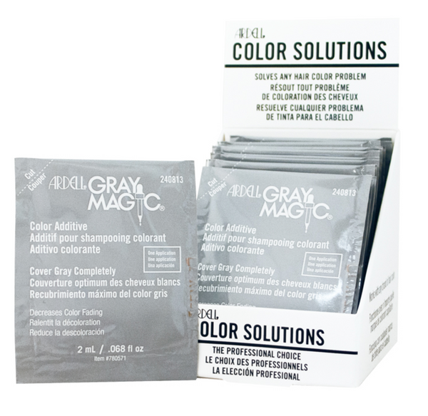 Ardell Color Solutions Gray Magic Pouch 2ML #780571