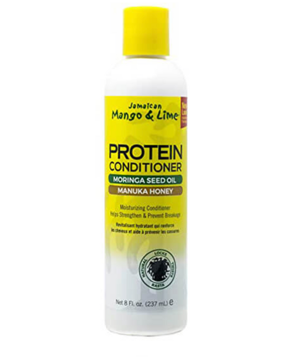 Jamaican Mango & Lime Protein Conditioner 8 oz - BPolished Beauty Supply