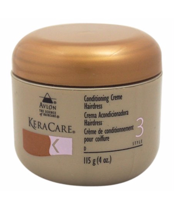 KeraCare Conditioning Crème Hairdress 4 oz - BPolished Beauty Supply