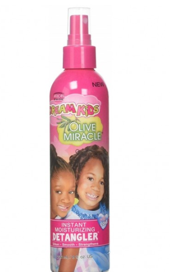 African Pride Dream Soothing Moisturizing Braid Spray 12 fl oz