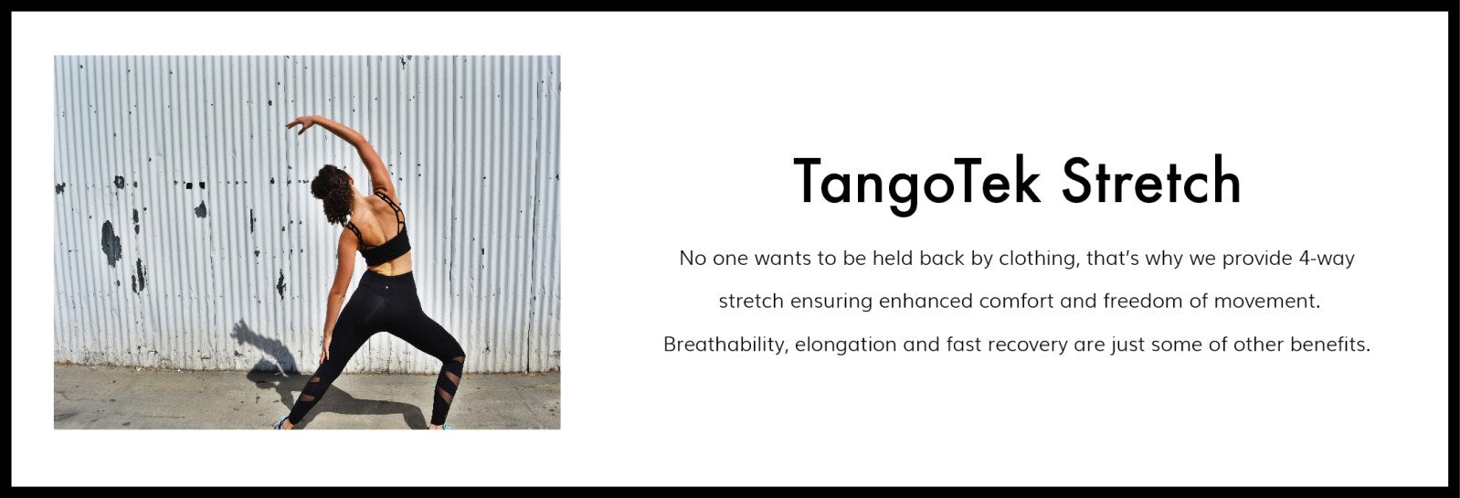 TangoTek Stretch