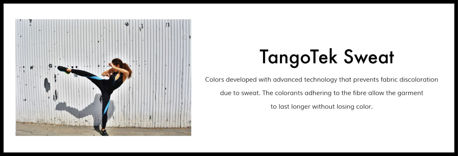 TangoFit Sweat