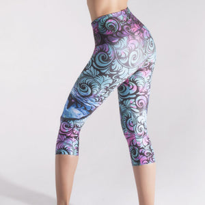 BOOST CROPPED PANT, MULTICOLOR