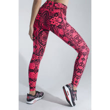 Load image into Gallery viewer, EXPRESSIONS PANT, PINK/BLACK