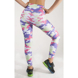 BOLD PANT, MULTICOLOR CAMOUFLAGE