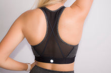 Load image into Gallery viewer, Compression Sports Bra