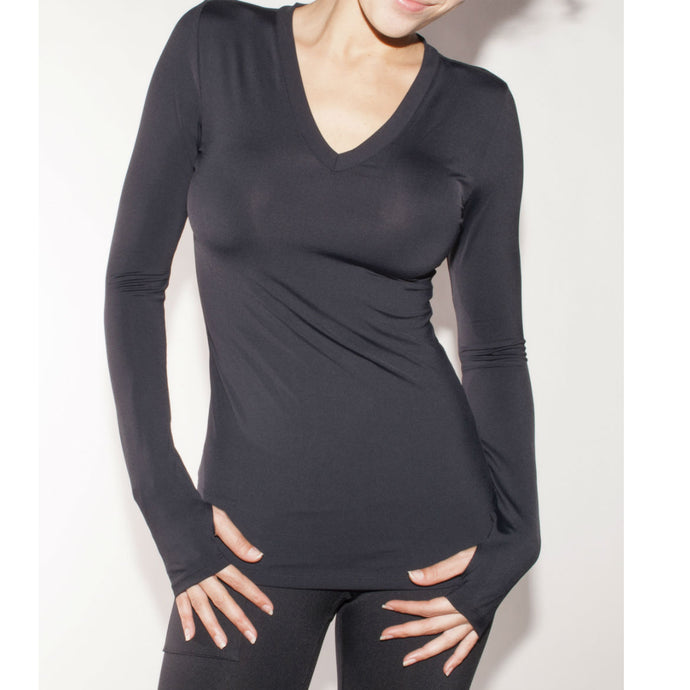 ALLURE LONG SLEEVE TOP