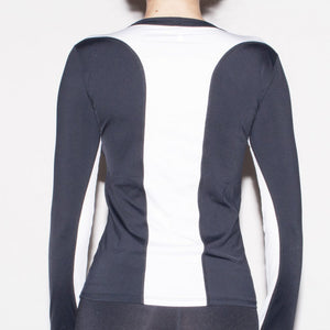 BEYOND LONG SLEEVE TOP