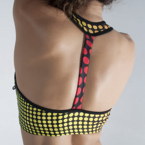 ILLUMINATE SPORTS BRA