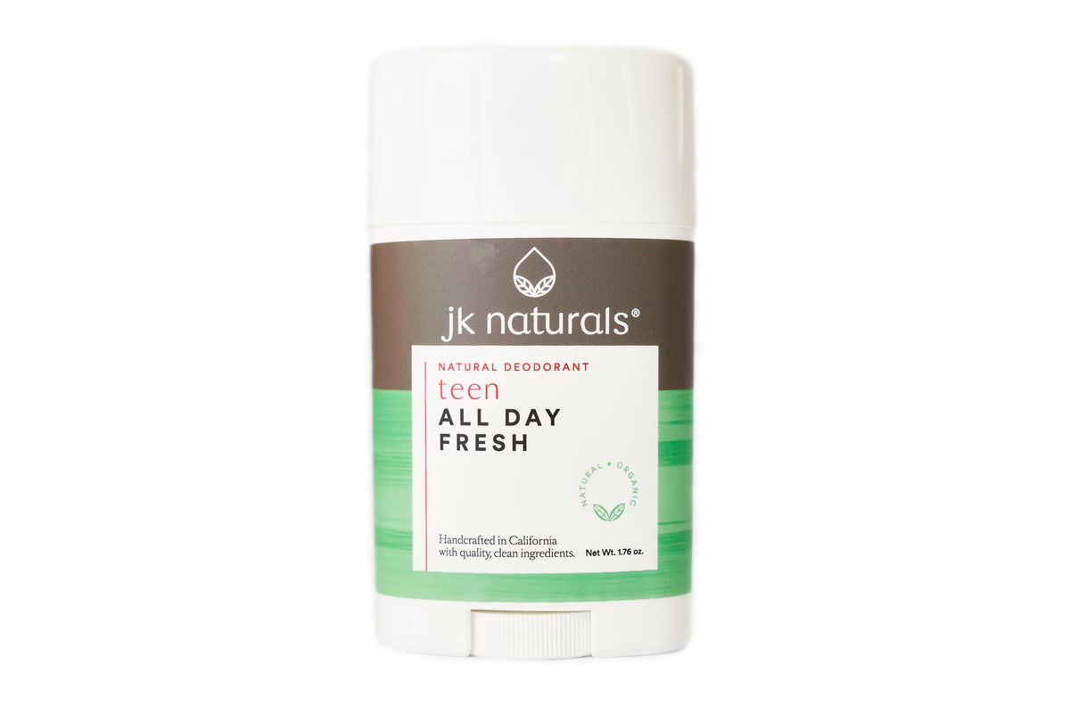 Best Teen Deodorant Stick | All Day Fresh | Citrus