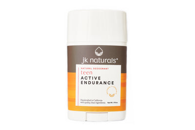 Best Teen Deodorant Stick | Active Endurance | Eucalyptus + Lime