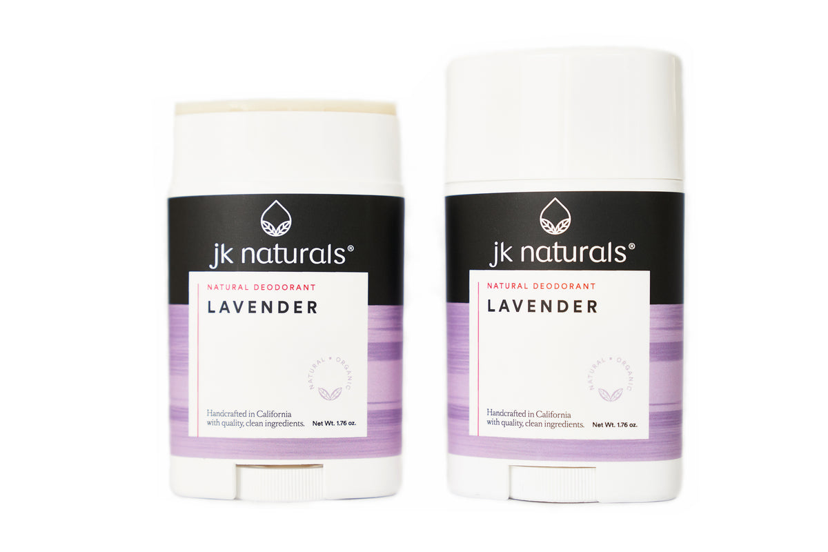 Best Natural Deodorant Stick | Lavender
