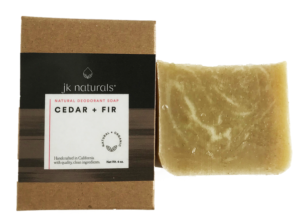 Bar Soap - Cedar + Fir