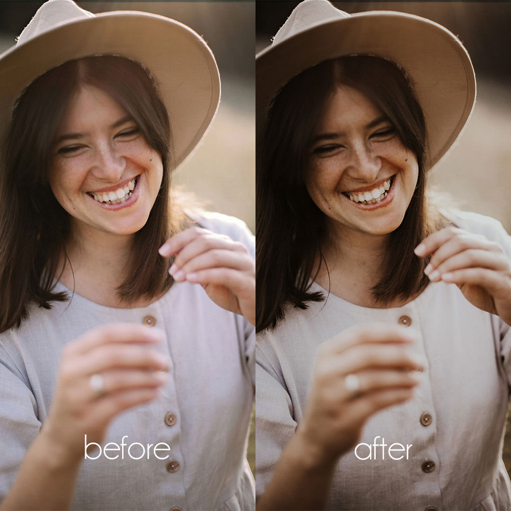 SWEET ALMOND (Mobile + Desktop Lightroom Presets)