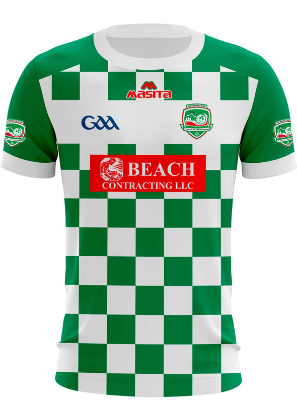Cleveland Ohio GAA Hurling Jersey Player Fit Adult
